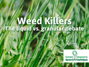 Weed Killers, the liquid vs granular debate