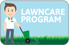 Lawn care program icon